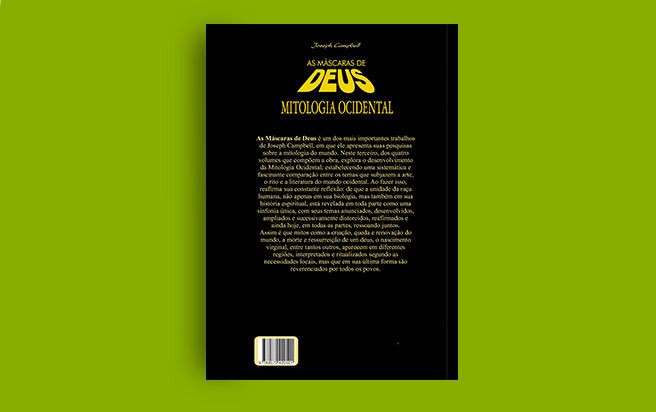 As Máscaras de Deus Vol. 3 - Mitologia Ocidental
