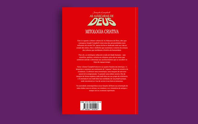 As Máscaras de Deus Vol. 4 - Mitologia Criativa