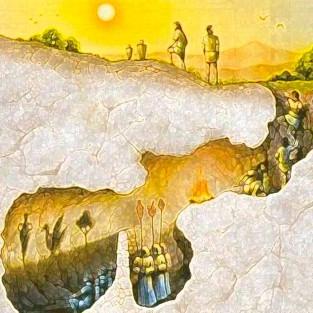 O Mito da Caverna e a Jornada do Autoconhecimento